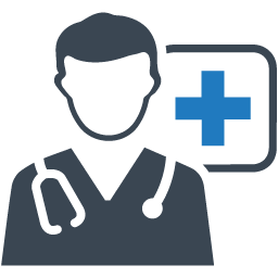 Health care & Medical icons( blue series)-19